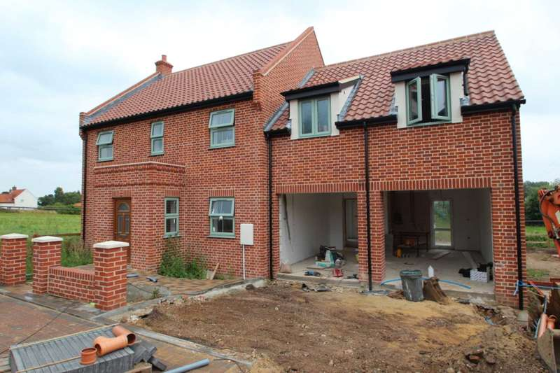 5 Bedrooms Detached House for sale in The Street, South Walsham