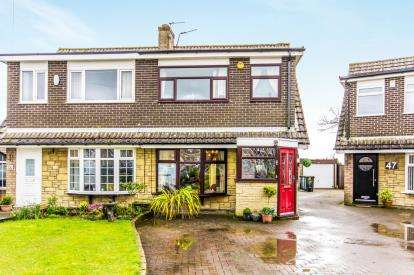 3 Bedrooms Semi Detached House for sale in Broomfield Close, Ainsworth, Bolton, Greater Manchester, BL2