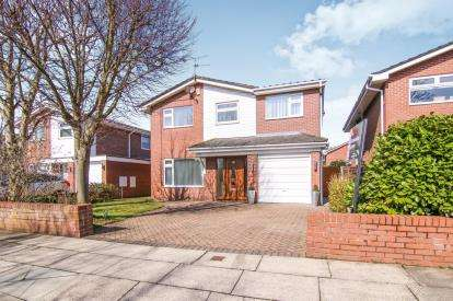 4 Bedrooms Detached House for sale in Barkfield Lane, Formby, Liverpool, Merseyside, L37