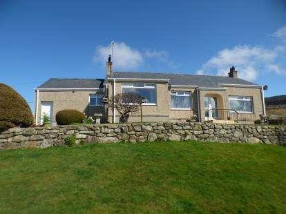 3 Bedrooms Bungalow for sale in Bryn Glas, Nefyn, Pwllheli, Gwynedd, LL53