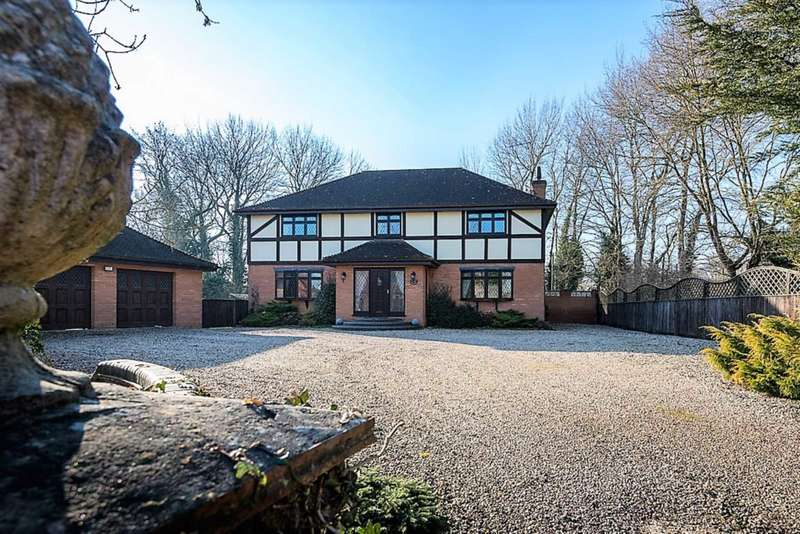 4 Bedrooms Detached House for sale in Doctors Meadow, Horsham St Faith