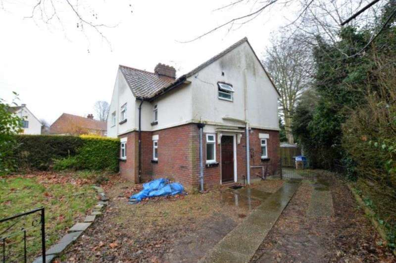 3 Bedrooms Semi Detached House for sale in Blyth Road, Norwich