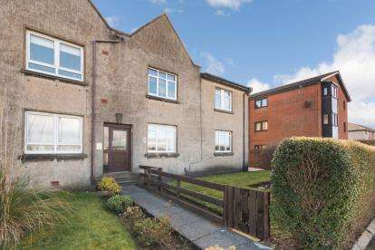 2 Bedrooms Flat for sale in Brown Avenue, Troon