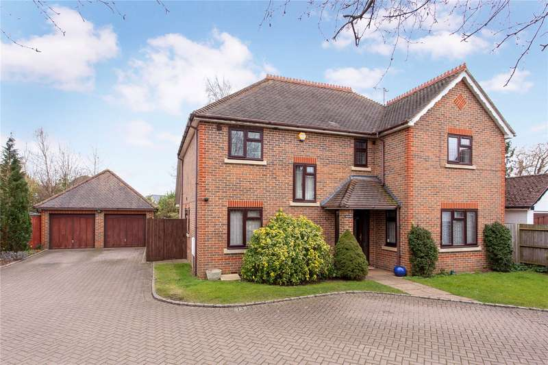 4 Bedrooms Detached House for sale in Northfield Road, Shiplake, Oxfordshire, RG9