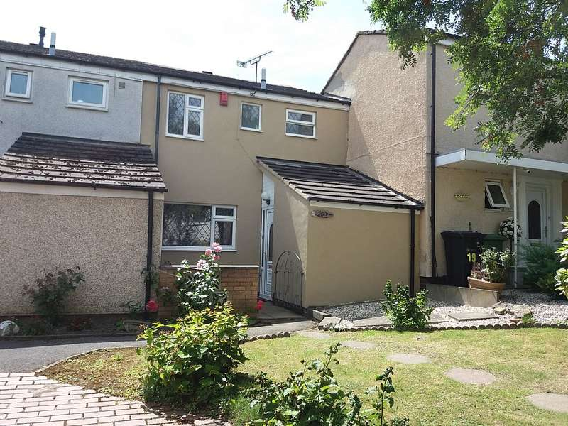 3 Bedrooms Mews House for sale in Low Moorside Court, New Farnley, Leeds, West Yorkshire, LS12 5RD