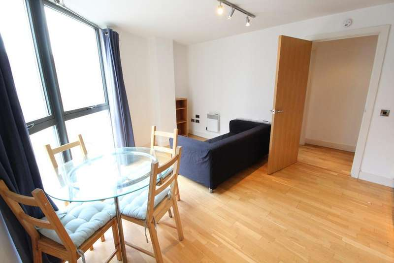 2 Bedrooms Apartment Flat for rent in Wicker Riverside, North Bank, Sheffield S3