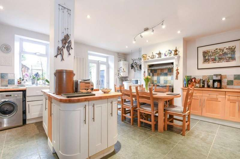 5 Bedrooms Terraced House for sale in Stroud Green Road N4 3RS