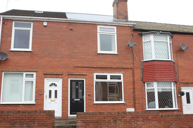 2 Bedrooms Terraced House for sale in 87, Mitchell Street, Clowne