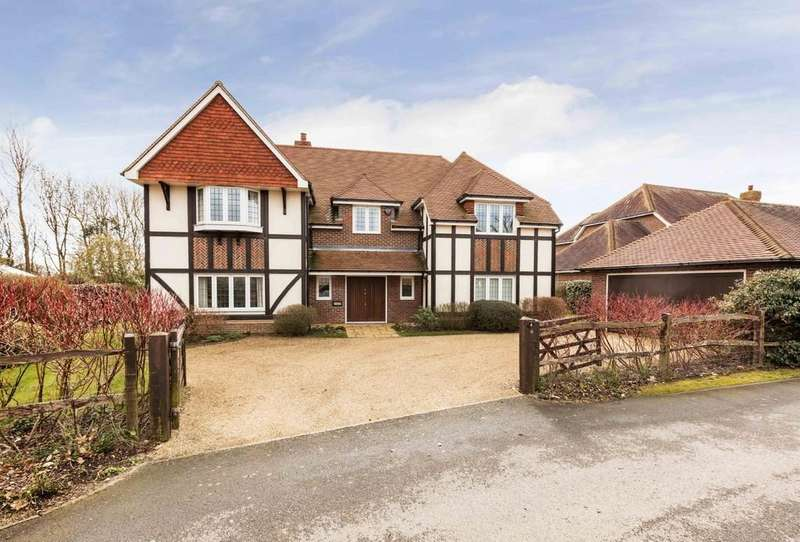 5 Bedrooms Detached House for sale in Bremere Lane, Highleigh