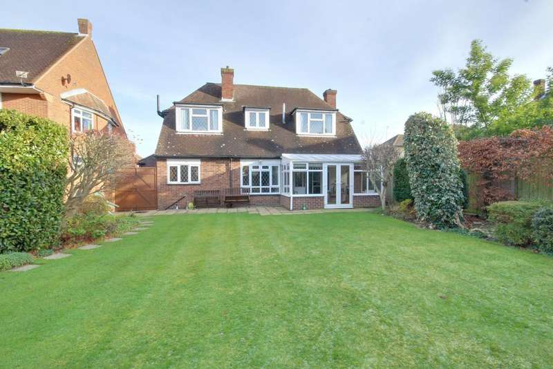 3 Bedrooms Detached House for sale in DRAYTON