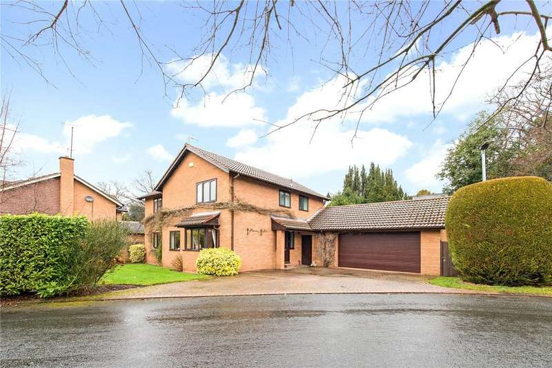 4 Bedrooms Detached House for sale in Leighton Park, Neston, Wirral, CH64