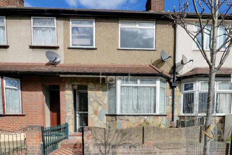 2 Bedrooms Terraced House for sale in Lonsdale Avenue, East Ham