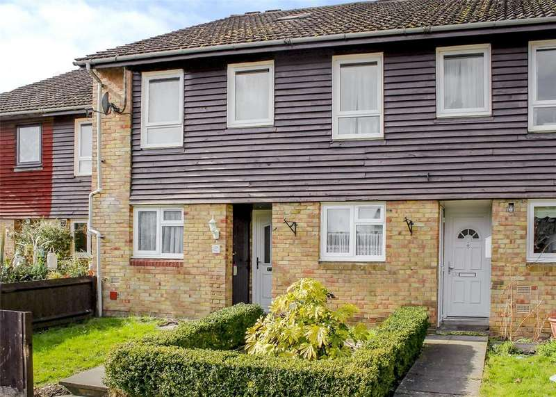 4 Bedrooms Terraced House for sale in Hillberry, Bracknell, Berkshire, RG12
