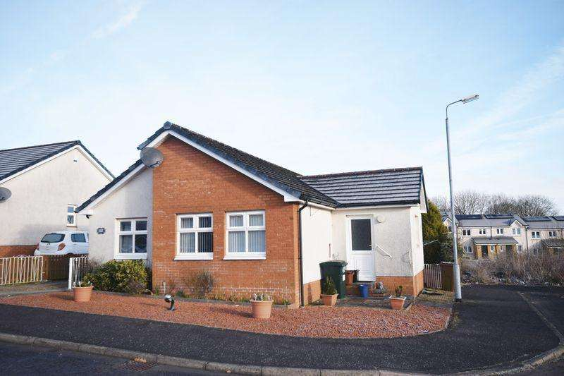 3 Bedrooms Detached Bungalow for sale in 43 Highhouse View, Auchinleck KA18 2LD