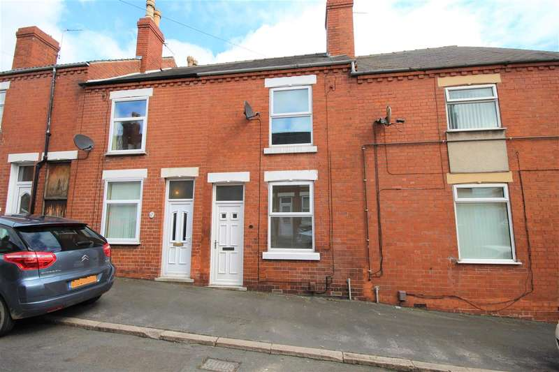 2 Bedrooms Terraced House for sale in Hope Street, Ilkeston