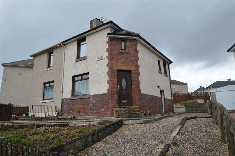 2 Bedrooms Semi Detached House for sale in Beechwood Gardens, Bellshill
