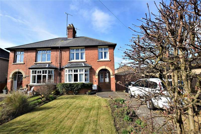 3 Bedrooms Detached House for sale in Kings Road, Stamford