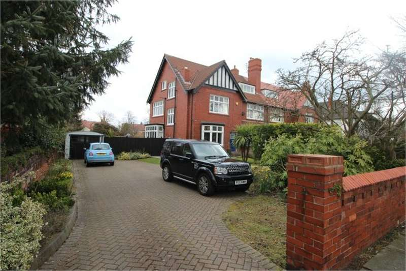 5 Bedrooms Semi Detached House for sale in St Anthonys Road, LIVERPOOL, Merseyside