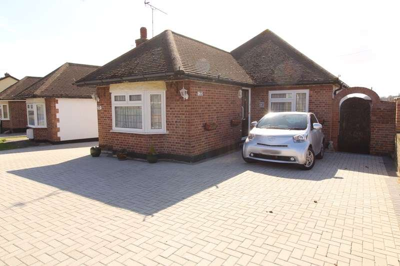 2 Bedrooms Detached Bungalow for sale in Whitehouse Road, Leigh-On-Sea