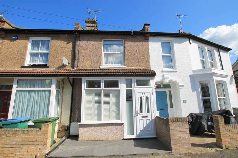 2 Bedrooms Terraced House for sale in Neston Road, North Watford