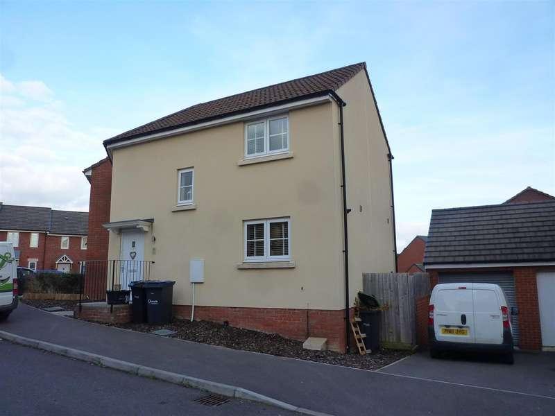 3 Bedrooms Semi Detached House for sale in Heeks Crescent, Hilperton, Trowbridge