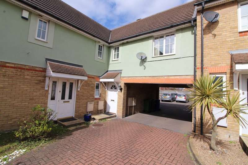 2 Bedrooms Maisonette Flat for sale in Plymouth Road, Chafford Hundred