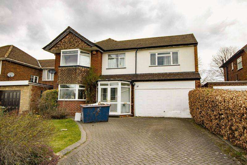 5 Bedrooms Detached House for sale in Lake Avenue, Brookhouse, Walsall
