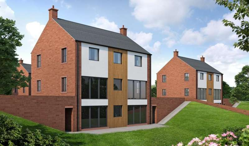 4 Bedrooms Detached House for sale in How Farm, How Mill