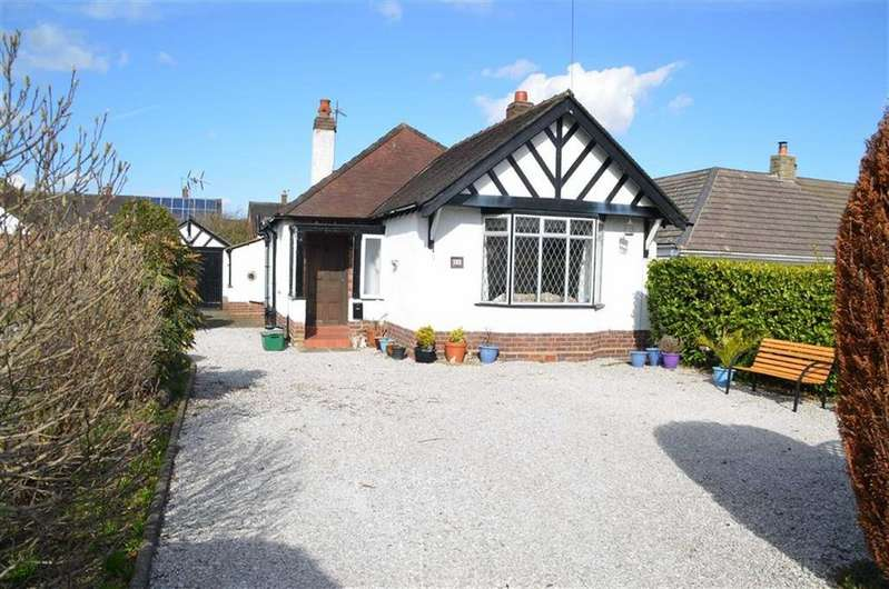 3 Bedrooms Detached Bungalow for sale in Church Lane, Great Sutton, CH66