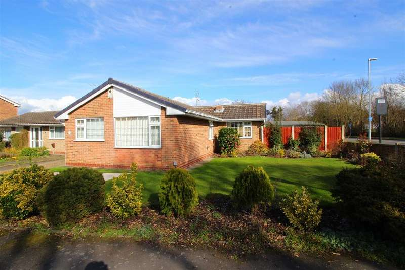 3 Bedrooms Detached Bungalow for sale in Thoresby Road, Bingham, Nottingham
