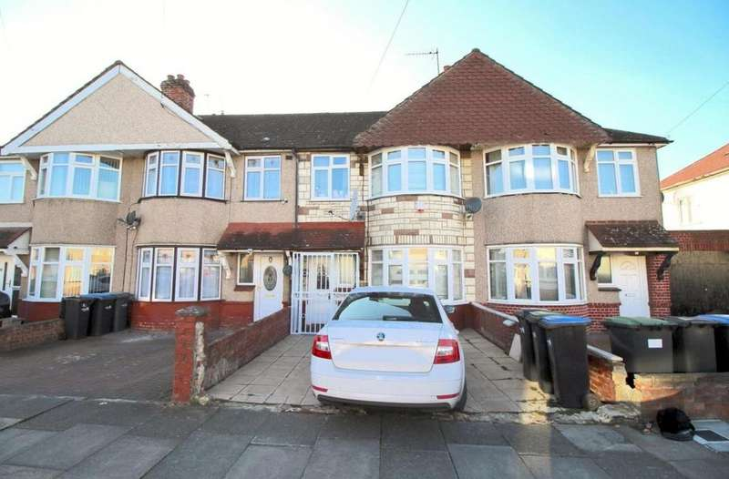 4 Bedrooms Terraced House for sale in St. Edmunds Road, Edmonton, N9