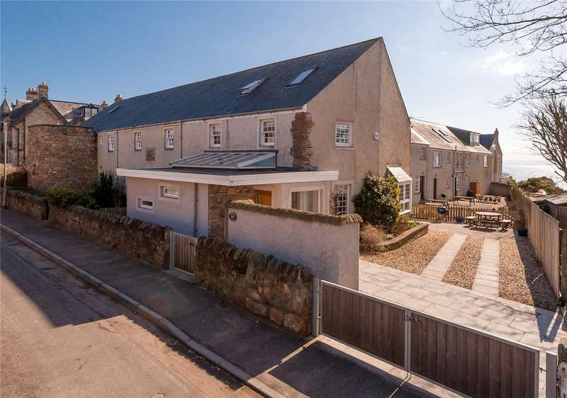 4 Bedrooms End Of Terrace House for sale in Sahara Park, Elie, Leven, Fife, KY9