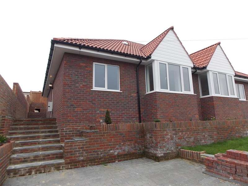 3 Bedrooms Semi Detached Bungalow for rent in Court Farm Road , Newhaven BN9