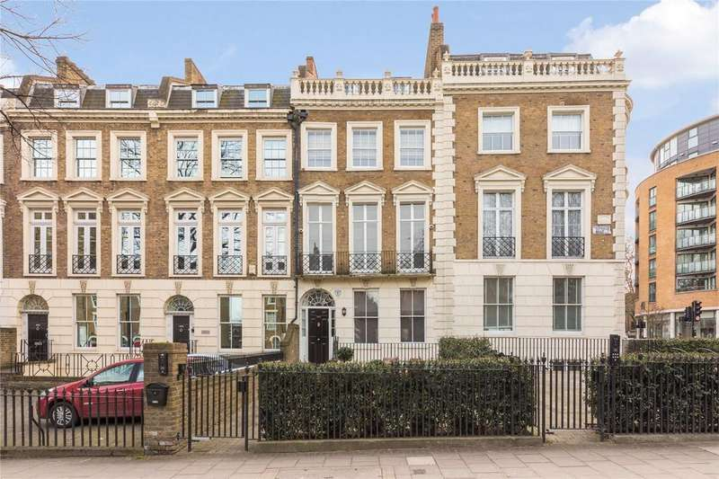 3 Bedrooms Flat for sale in City Road, Angel, London