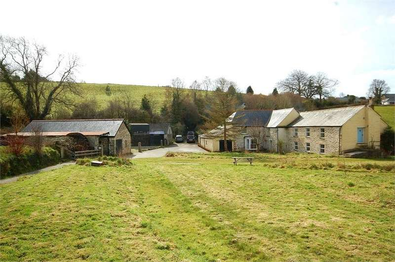 6 Bedrooms Detached House for sale in Newhouse Farm, Priory Lane, Tywardreath, Cornwall