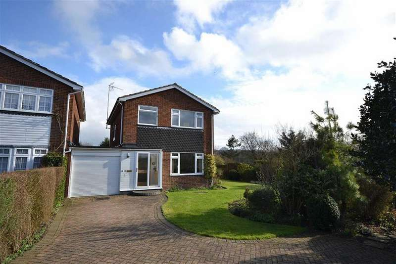 3 Bedrooms Link Detached House for sale in The Birches, North Weald, Essex, CM16