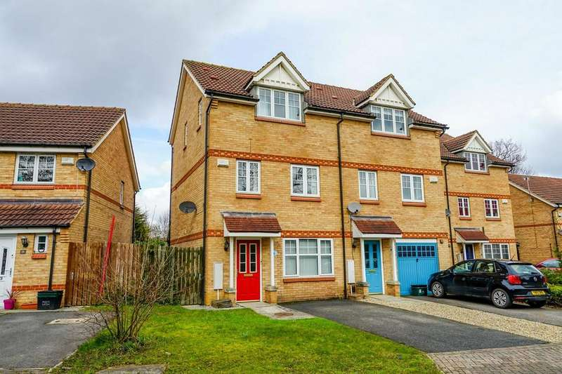 4 Bedrooms End Of Terrace House for sale in Redbarn Drive, Osbaldwick, York