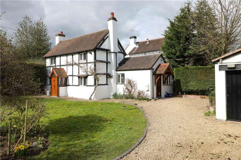 2 Bedrooms Detached House for sale in Sytchampton, Nr Ombersley, Worcestershire, DY13
