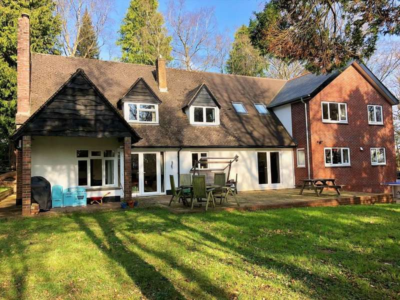 6 Bedrooms Detached House for sale in Lower Broad Oak Road, West Hill