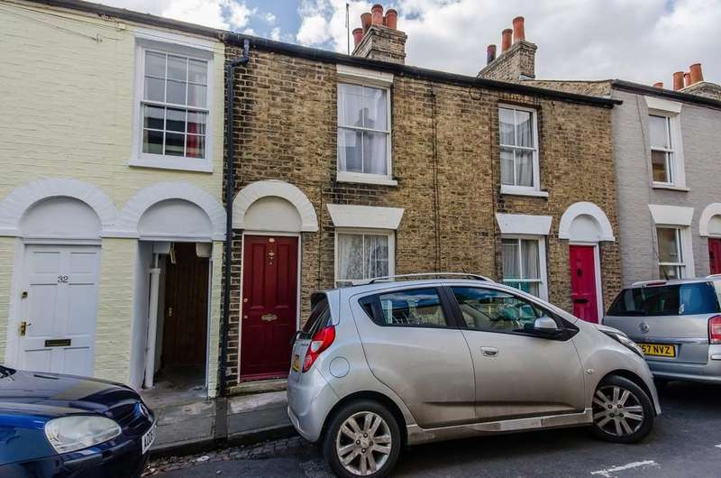 2 Bedrooms Terraced House for sale in Albert Street, Cambridge