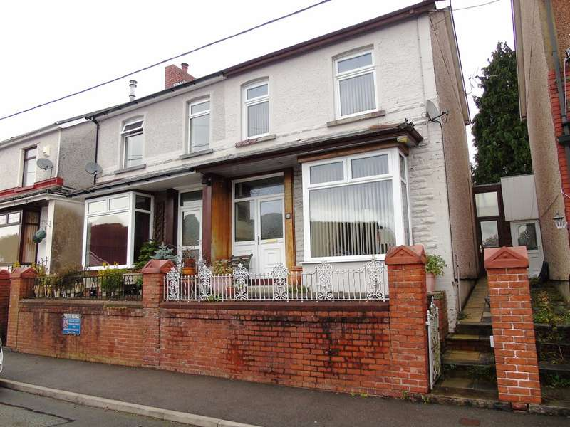 2 Bedrooms Terraced House for sale in Fife Street, Abercynon, Mountain Ash