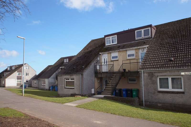 3 Bedrooms Flat for sale in Glenburn, Leven, KY8