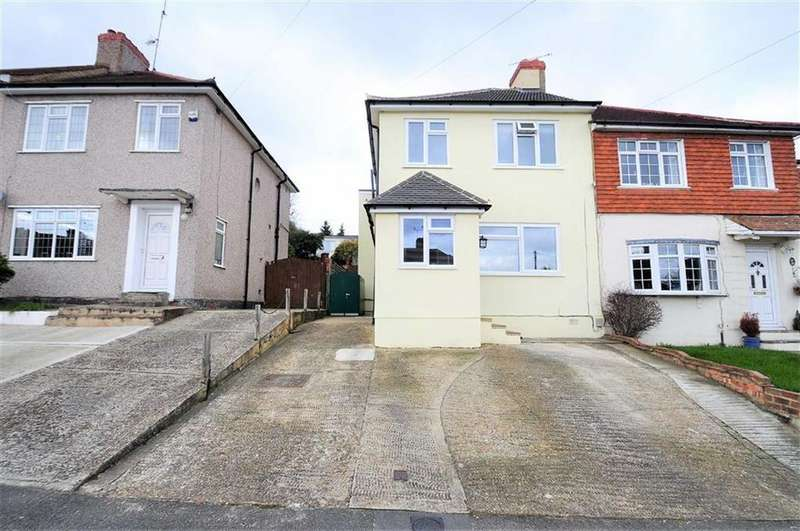 3 Bedrooms Semi Detached House for sale in Oakfield Park Road, Dartford