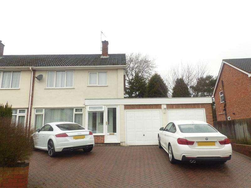 3 Bedrooms Semi Detached House for sale in Marlpit Lane, Four Oaks, Sutton Coldfield