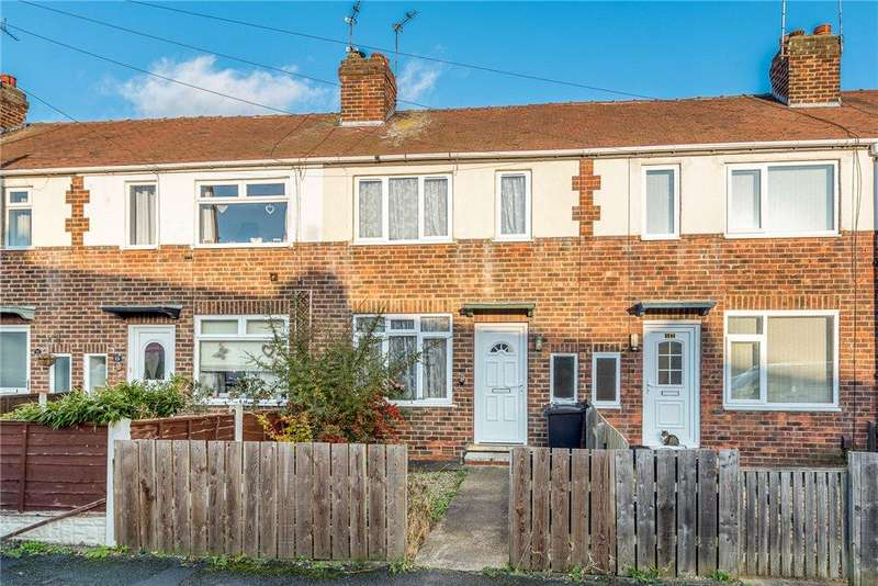 2 Bedrooms Terraced House for sale in Kings Road, Knaresborough, North Yorkshire