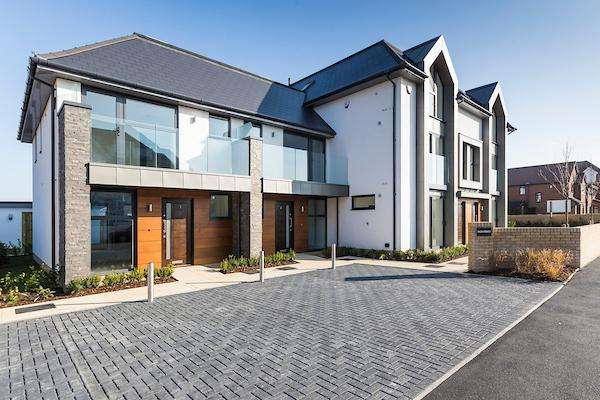 2 Bedrooms Town House for sale in Warren Edge Road, Bournemouth