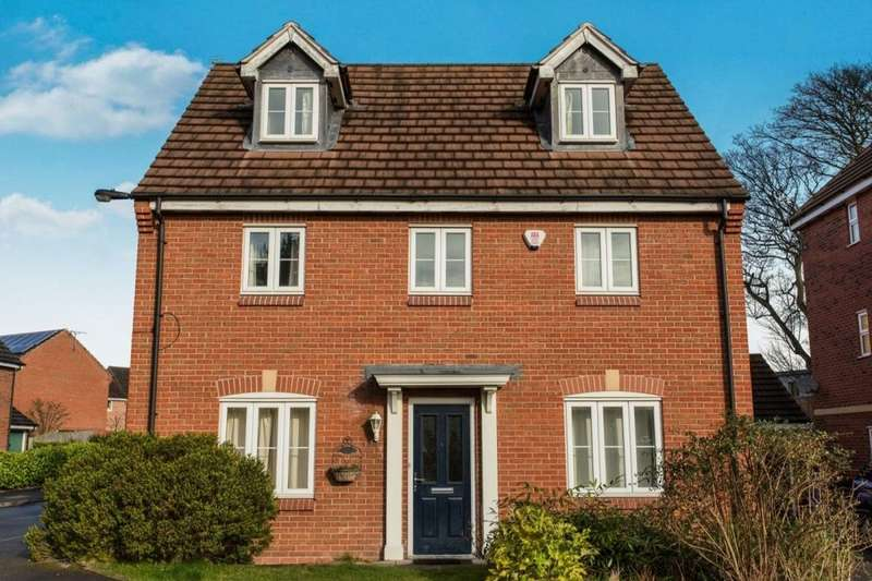 6 Bedrooms Detached House for sale in Glenwood Court, Sheffield, S6