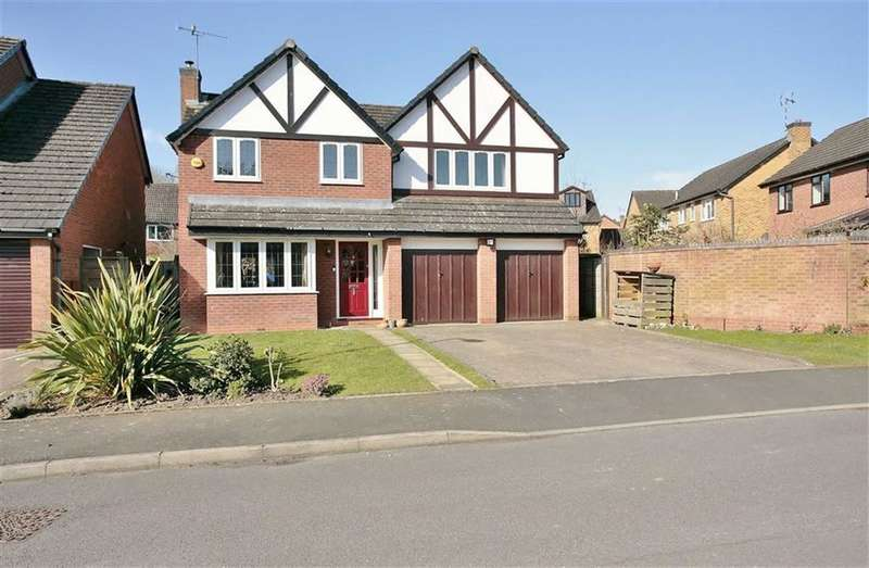 5 Bedrooms Detached House for sale in College Drive, Leamington Spa, Warwickshire, CV32
