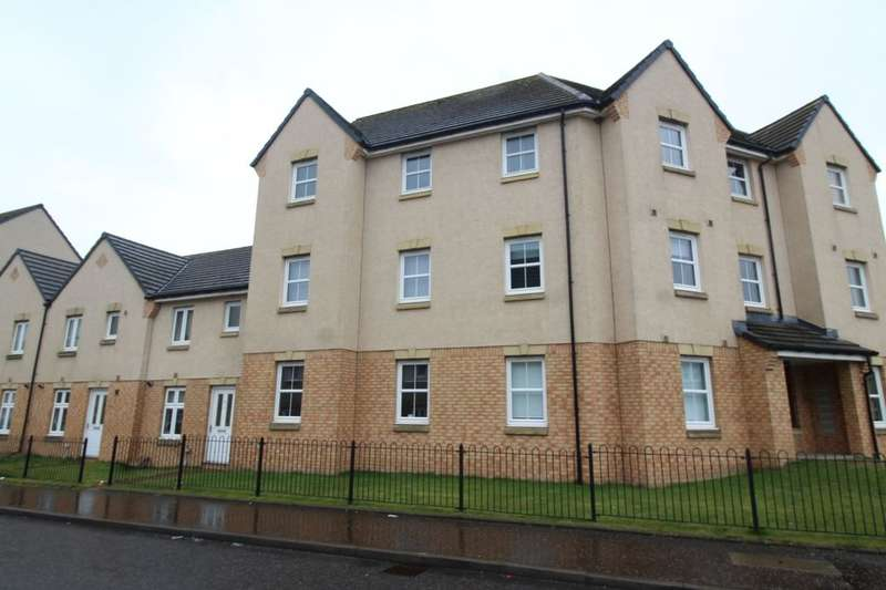 2 Bedrooms Flat for sale in Russell Place, Bathgate, EH48