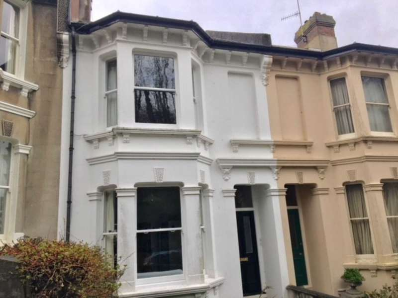 4 Bedrooms Town House for sale in St Johns Hill, Lewes